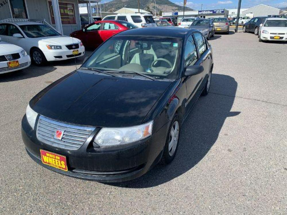 2007 Saturn ION 2 Sedan Manual (1G8AZ55F17Z) with an 2.2L L4 DOHC 16V engine, 5-Speed Manual transmission, located at 1821 N Montana Ave, Helena, MT, 59601, (406) 543-1986, 46.603153, -112.020531 - Photo #0